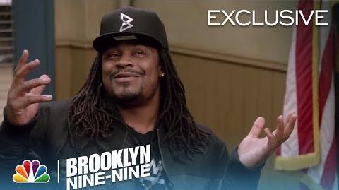 Brooklyn Nine-Nine - Going Beast Mode with Marshawn Lynch (Digital Exclusive)