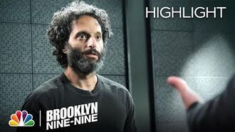 Jake and Boyle Rescue Pimento - Brooklyn Nine-Nine