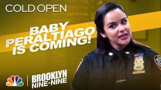 Cold Open Amy's Last Shift Before Having Her Baby - Brooklyn Nine-Nine