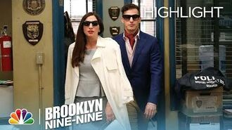 Jake & Gina Go Undercover to Infiltrate the Manhattan Club - Brooklyn Nine-Nine (Episode Highlight)