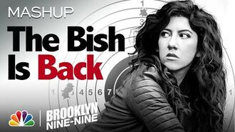 Rosa Diaz Death Bish - Brooklyn Nine-Nine