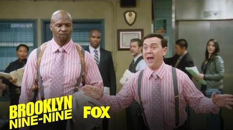 The Good, The Bad, And The Inappropriate Season 4 Ep. 16 BROOKLYN NINE-NINE