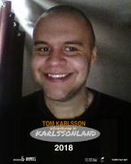 Tom Karlsson Adventures in Karlssonland Poster
