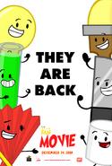 Team Fan Movie teaser poster 2