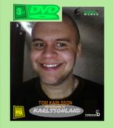 Tom Karlsson Adventures in Karlssonland 3M DVD