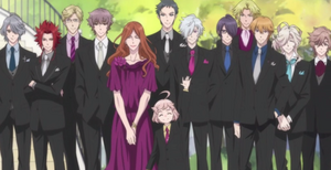Brothers Conflict: Anime
