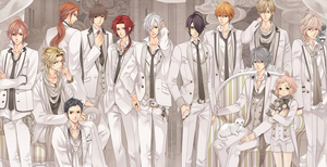 Brothers Conflict: Videojuegos