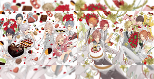 Brothers Conflict: OVAS