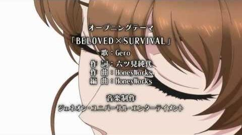 TVアニメ BROTHERS CONFLICT OP (full ver.) HD