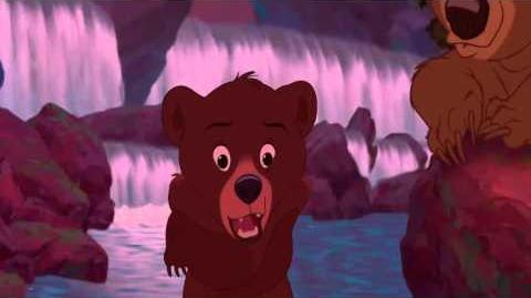 Brother Bear - Koda tells the story about his mother HD
