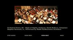 Orchestral Score 04 - Night of Nights