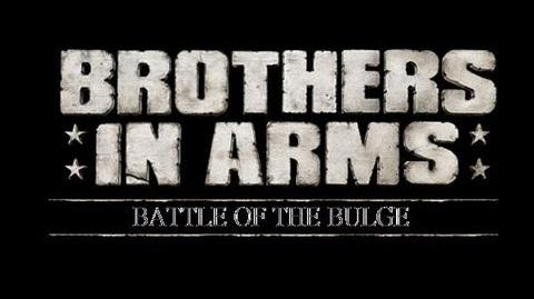 RUMOURS NEW BROTHERS IN ARMS GAME BATTLE OF THE BULGE