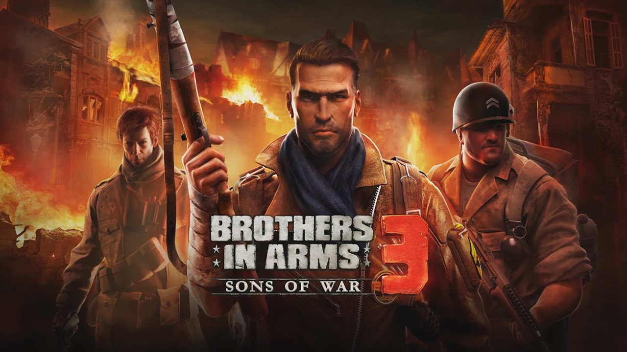 Brothers in arms 3 sons of war brother in arms wiki fandom bia3 malvernweather Gallery