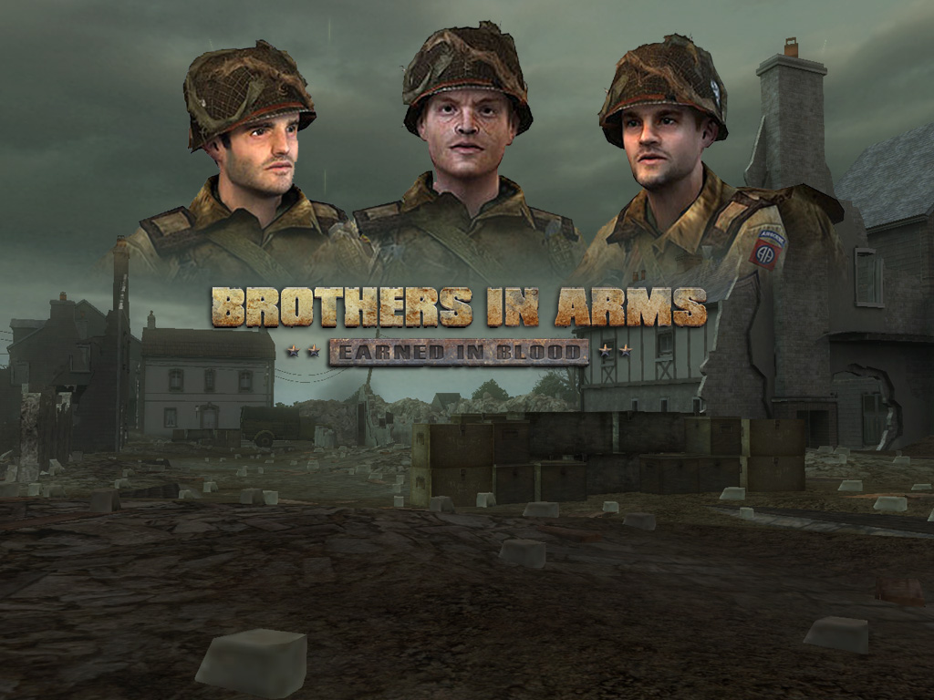 image - brothers-in-arms-earned-in-blood | brother in arms wiki