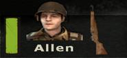 Allen M1 Garand SAV