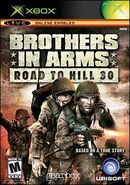 Road to Hill 30 Xbox Cover