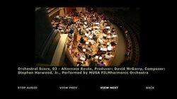Orchestral Score 03 - Alternate Route