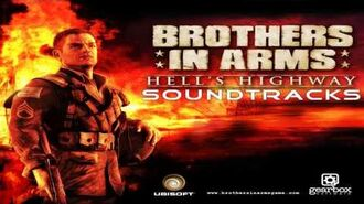 -Soundtrack- Brothers In Arms • Hell's Highway - Eindhoven Roadblocks Frankie' s Choice (HQ)