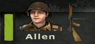 Allen M1 Thompson SAV