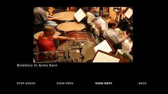 Brothers in Arms Earned in Blood Extras Orchestra Score 11
