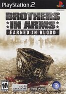 Earned in Blood PS2 Cover
