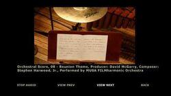 Orchestral Score 08 - Reunion Theme