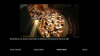 Brothers in Arms Earned in Blood Extras Orchestra Score 06