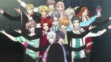 The 13 stepbrothers of Ema Hinata