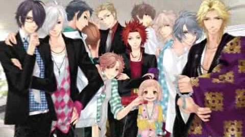 Brothers Conflict Passion Pink OP