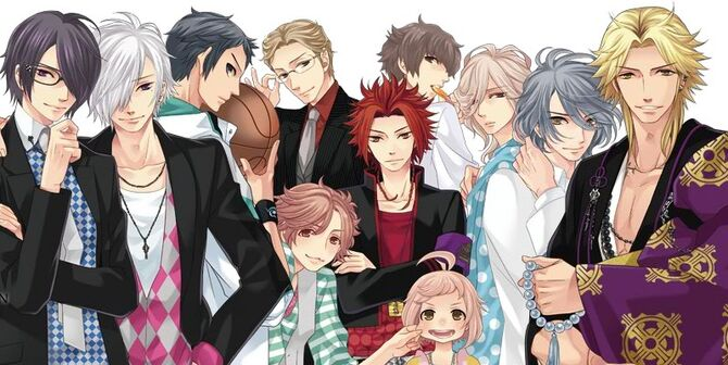 Brothers Conflict Wiki Fandom Powered By Wikia