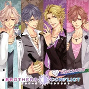 BROTHERS CONFLICT Drama CD Kyoudai Nichijou