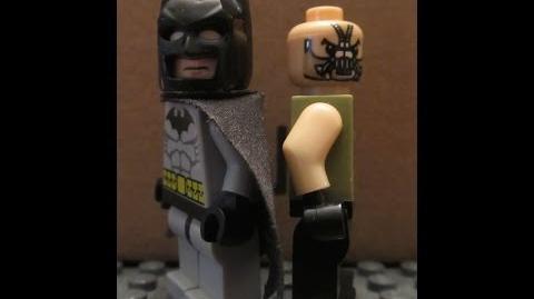 LEGO Batman Bane
