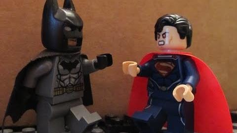 LEGO Batman v Superman Dawn of More Movies