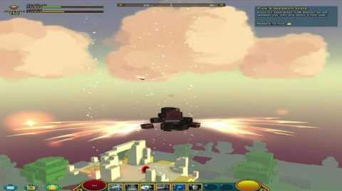 Captinjackster Plays Trove Just Flying Around