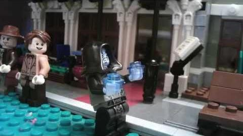 LEGO Spider-Man Electro