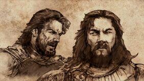 Thorlak et Hjalmar