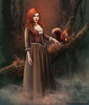 Swirrel queen alexandrescu paul by paulalexandrescu-d5kg2lh