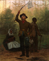 Surrender of a Confederate Soldier - Smithsonian American Art Museum