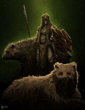 Leader of the pack by spellsword95-d5zurdf