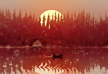 The lake house by pascalcampion-d8ghlji