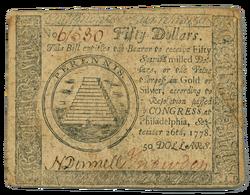 Billet-50-dollar-1778