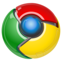 Chrome 2nd browser war (older logo)