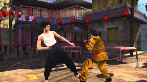 Bruce Lee Dragon Warrior - HD Gameplay iPad iPad2