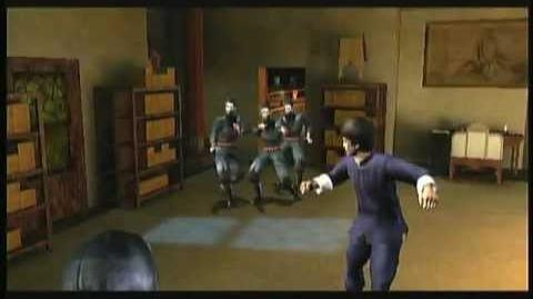 Bruce Lee - Quest Of The Dragon (X Box) Game play