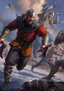 Clan an Craite marauder Gwent card art