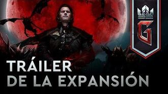GWENT Crimson Curse Tráiler de la expansión