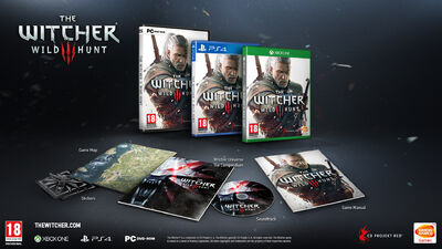 NAMCO-PEGI The-Witcher-3 Standard Edition