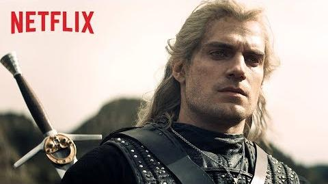 The Witcher Tráiler principal Netflix