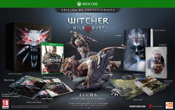 Coleccionista - Xbox One - TW3