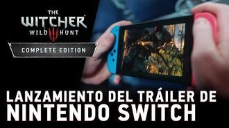 The Witcher 3 Wild Hunt - Complete Edition Lanzamiento en Nintendo Switch